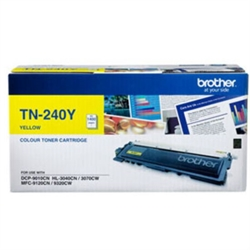 Brother TN-240Y Toner, Brother MFC 9120, HL 3040, HL 3070, MFC 9320 Muadil Sarı Toner