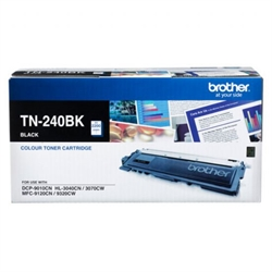 Brother TN-240BK Toner, Brother MFC 9120, HL 3040, HL 3070, MFC 9320 Muadil Siyah Toner