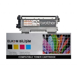 Brother TN-2280 Toner,HL-2230/2240/2242/2250/2270/2280/DCP-7060/7065/MFC-7240/7360/7460/7860/2840/2940 Muadil Toner