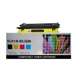Brother TN-155 Toner, Brother TN-155Y Sarı Muadil Toner